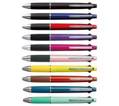 三菱鉛筆 ジェットストリーム4&1 (4色ボールペン+シャープ)0.5mm