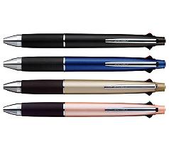三菱鉛筆 ジェットストリーム4&1(5機能ペン)0.38mm