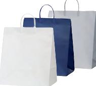 手提げ紙袋 アクティブバッグ ワイド
