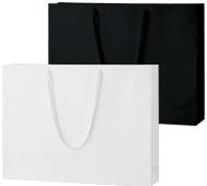 手提げ紙袋 シャイニーバッグLL-W
