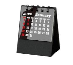 MiniMini卓上カレンダー
