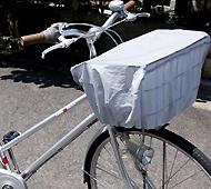 自転車防水バスケットカバー