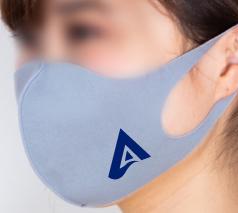 さらっと速乾ecoマスク