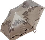 ルーシェ・晴雨兼用UVケア折りたたみ傘