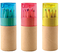 色鉛筆12P(シャープナー付)