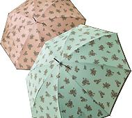 セピアローズ・晴雨兼用長傘