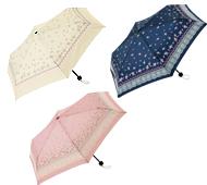 フラワードール・折りたたみ傘