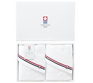 今治タオル 2P用ロゴ入り化粧箱のみ(タオル別途)