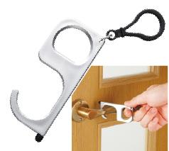 非接触ドアオープナータッチペン機能付き
