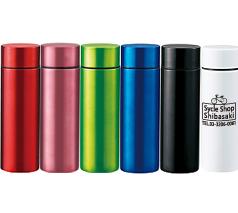 セルトナ・ポケットサイズ真空ステンレスボトル 140ml 回転シルク印刷