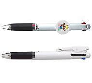 三菱鉛筆 クリフター 3色ボールペン クリ丸くんフルカラー
