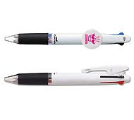 三菱鉛筆 クリフター 4色ボールペン クリ丸くん