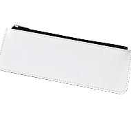 フラットペンケース ホワイト