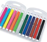 ケース入水性ペン12色