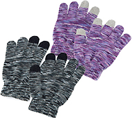 スマホ手袋(メランジ)