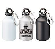 アルミマウンテンボトル300ml 回転シルク印刷