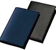 レザーワイドカードケース