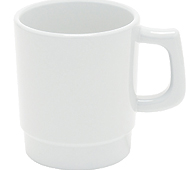 プラマグ スタッキング(M) ホワイト