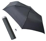 スリムボトルUV折りたたみ傘(晴雨兼用) 全周名入れ