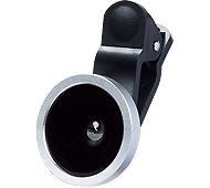 モバイルカメラレンズ スーパーワイド ブラック
