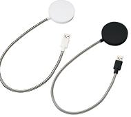 USBデスクライト フレキシブルアーム