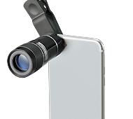 モバイル望遠レンズ(8倍)