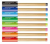 三菱鉛筆 ウッドノート ゲルボールペン