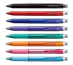 三菱鉛筆 ユニボール RE 0.5(消せるボールペン)