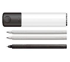 三菱鉛筆 uni-ball R:E+(消せるボールペン+ジェットストリーム3本セット)