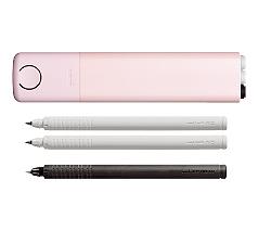 三菱鉛筆 uni-ball R:E+(消せるボールペン2本+ジェットストリーム1本)