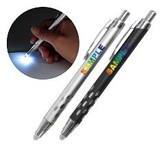 光るメタリックペン フルカラー名入れ専用