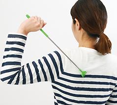 伸びるペン型まごの手
